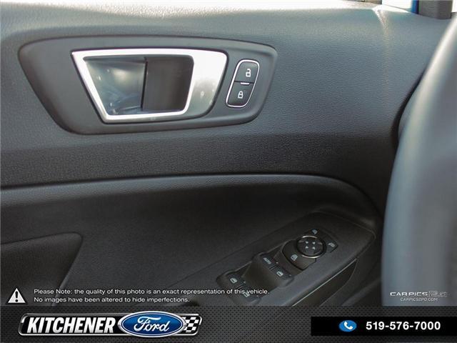 2019 Ford EcoSport SE (Stk: 9R2360) in Kitchener - Image 17 of 28