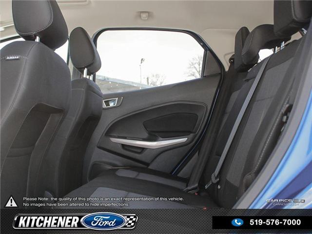 2019 Ford EcoSport SE (Stk: 9R2360) in Kitchener - Image 24 of 28