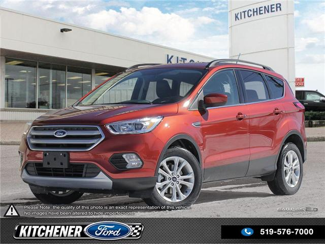 2019 Ford Escape SEL (Stk: 9E2600) in Kitchener - Image 1 of 28