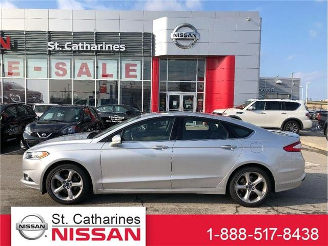 2016 Ford Fusion SE (Stk: SSP-142) in St. Catharines - Image 1 of 20
