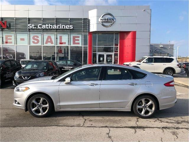 2016 Ford Fusion SE (Stk: SSP-142) in St. Catharines - Image 2 of 20