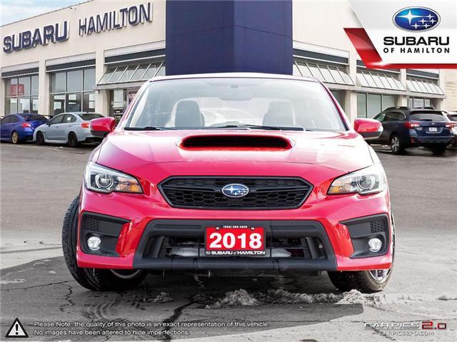 2018 Subaru WRX Sport-tech (Stk: S7193A) in Hamilton - Image 2 of 28
