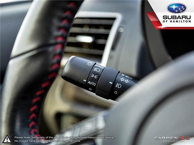 2018 Subaru WRX Sport-tech (Stk: S7193A) in Hamilton - Image 9 of 28