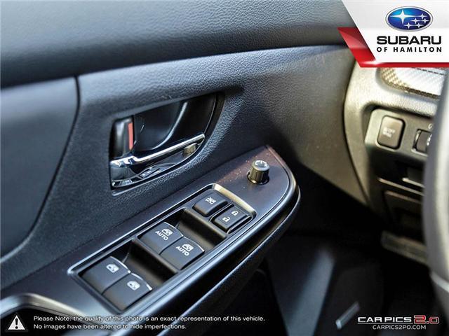 2018 Subaru WRX Sport-tech (Stk: S7193A) in Hamilton - Image 10 of 28