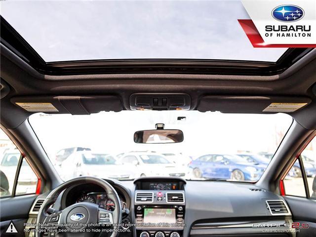 2018 Subaru WRX Sport-tech (Stk: S7193A) in Hamilton - Image 13 of 28