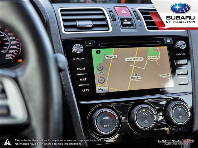 2018 Subaru WRX Sport-tech (Stk: S7193A) in Hamilton - Image 14 of 28