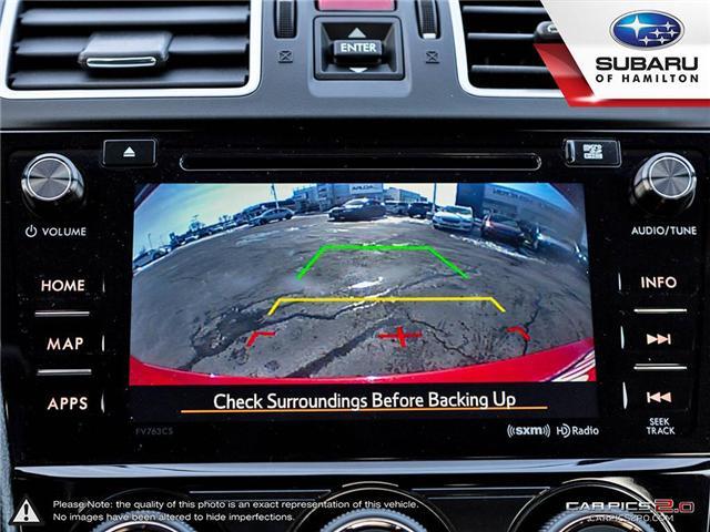 2018 Subaru WRX Sport-tech (Stk: S7193A) in Hamilton - Image 16 of 28