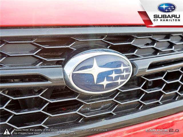 2018 Subaru WRX Sport-tech (Stk: S7193A) in Hamilton - Image 24 of 28