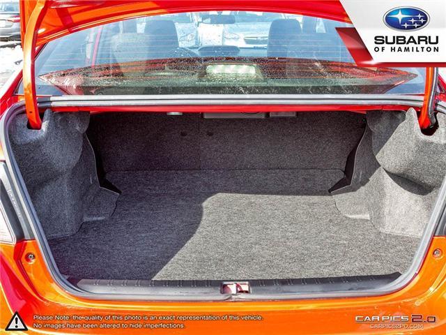 2018 Subaru WRX Sport-tech (Stk: S7193A) in Hamilton - Image 26 of 28