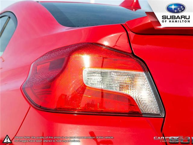 2018 Subaru WRX Sport-tech (Stk: S7193A) in Hamilton - Image 27 of 28