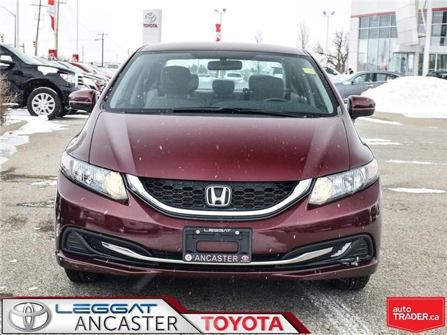 2014 Honda Civic LX (Stk: 3786) in Ancaster - Image 2 of 21
