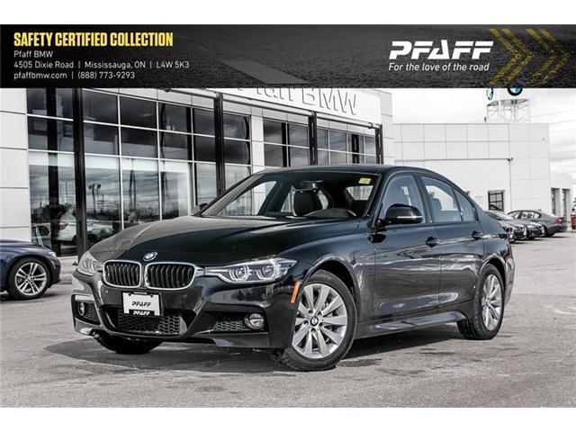 2018 BMW 330i xDrive (Stk: U5247) in Mississauga - Image 1 of 22