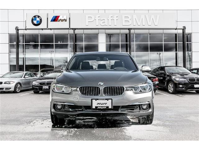 2017 BMW 330i xDrive (Stk: U5319) in Mississauga - Image 2 of 22