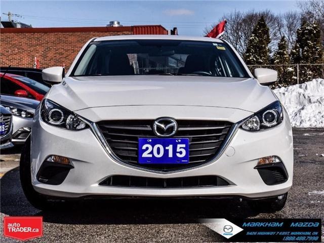 2015 Mazda Mazda3 GX (Stk: P1854) in Markham - Image 2 of 25
