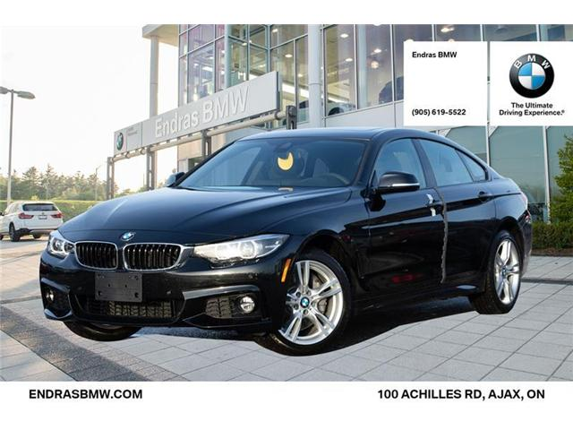 2019 BMW 430i xDrive Gran Coupe  (Stk: 41024) in Ajax - Image 1 of 22
