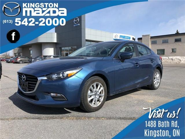 2018 Mazda Mazda3 GS (Stk: 19C005A) in Kingston - Image 1 of 3
