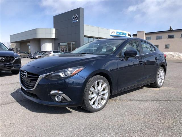 2015 Mazda Mazda3 GT (Stk: 19P006) in Kingston - Image 2 of 3