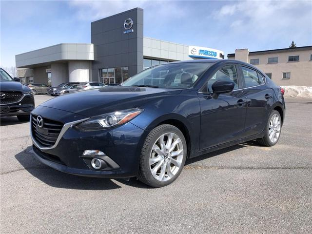 2015 Mazda Mazda3 GT (Stk: 19P006) in Kingston - Image 3 of 3