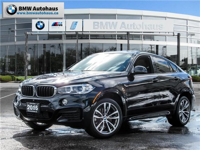 2016 BMW X6 xDrive35i (Stk: P8773) in Thornhill - Image 1 of 27
