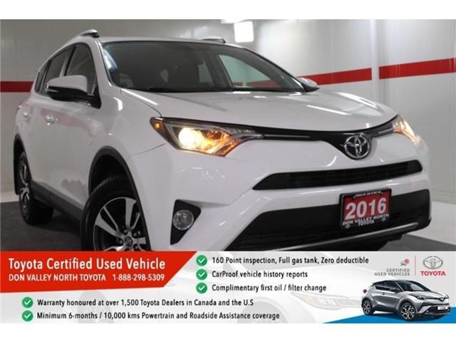 2016 Toyota RAV4 XLE (Stk: 297490S) in Markham - Image 1 of 27