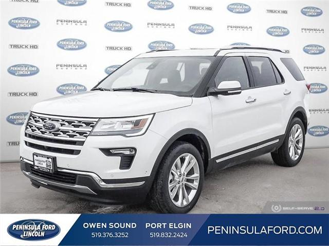 2018 Ford Explorer Sport (Stk: 1685) in Owen Sound - Image 1 of 25