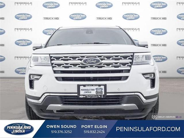 2018 Ford Explorer Sport (Stk: 1685) in Owen Sound - Image 2 of 25