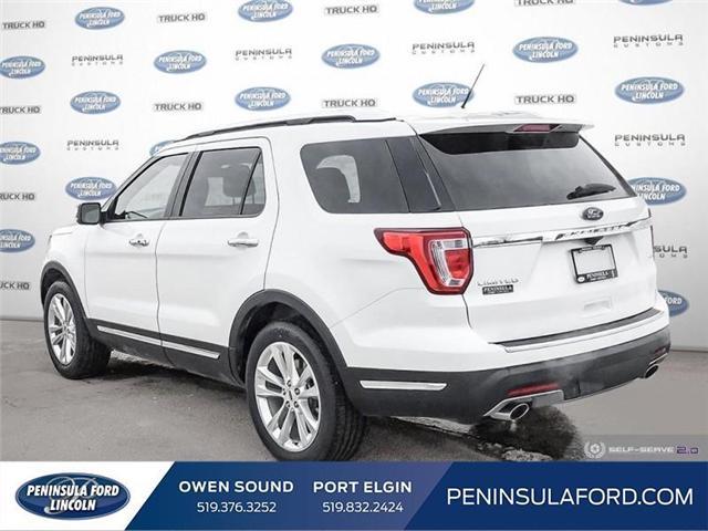 2018 Ford Explorer Sport (Stk: 1685) in Owen Sound - Image 4 of 25
