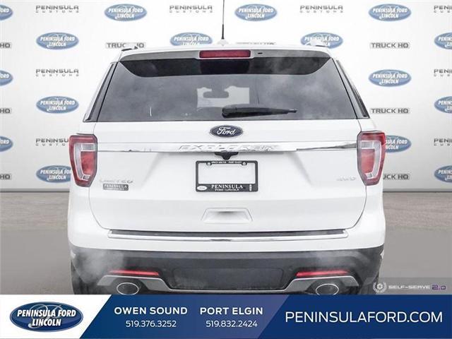 2018 Ford Explorer Sport (Stk: 1685) in Owen Sound - Image 5 of 25