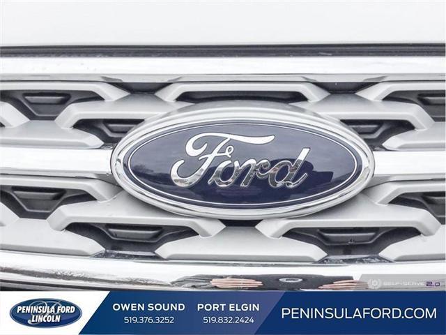 2018 Ford Explorer Sport (Stk: 1685) in Owen Sound - Image 9 of 25