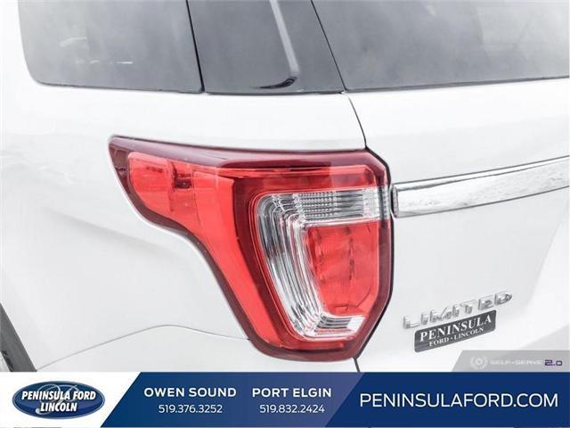2018 Ford Explorer Sport (Stk: 1685) in Owen Sound - Image 11 of 25