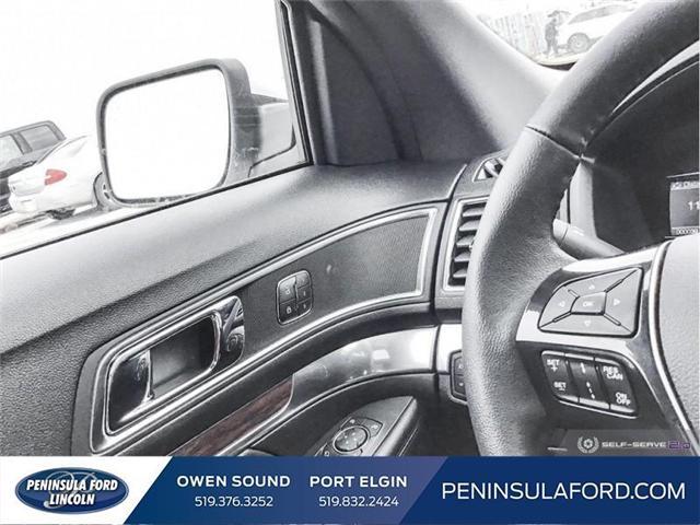 2018 Ford Explorer Sport (Stk: 1685) in Owen Sound - Image 17 of 25