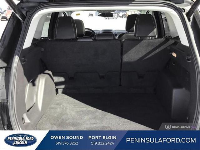 2018 Ford Escape SEL (Stk: 1700) in Owen Sound - Image 11 of 24