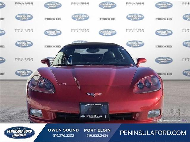 2008 Chevrolet Corvette Base (Stk: 1681A) in Owen Sound - Image 2 of 25
