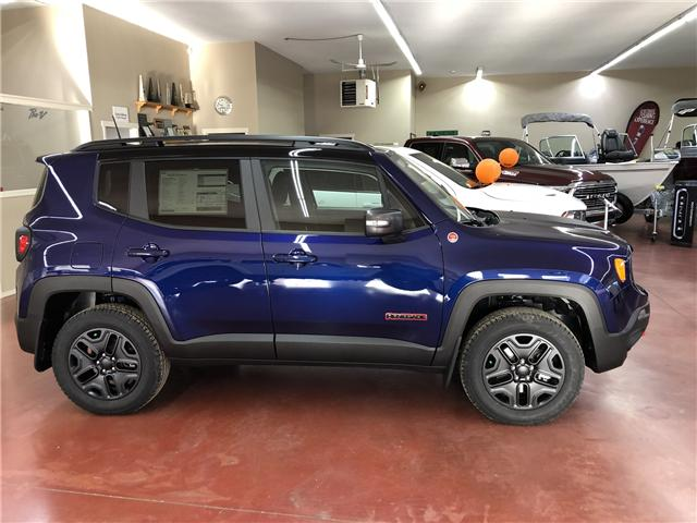 2018 Jeep Renegade Trailhawk (Stk: T18-148) in Nipawin - Image 2 of 9