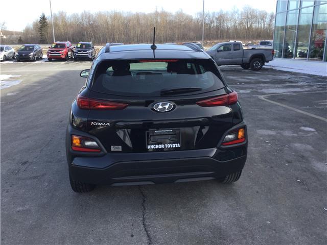 2018 Hyundai KONA 2.0L Essential (Stk: U14-19) in Stellarton - Image 7 of 14