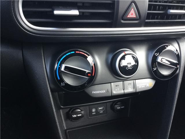 2018 Hyundai KONA 2.0L Essential (Stk: U14-19) in Stellarton - Image 13 of 14
