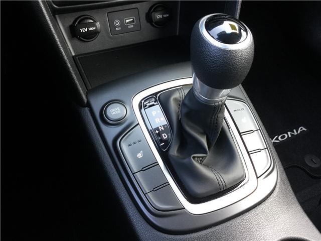 2018 Hyundai KONA 2.0L Essential (Stk: U14-19) in Stellarton - Image 14 of 14