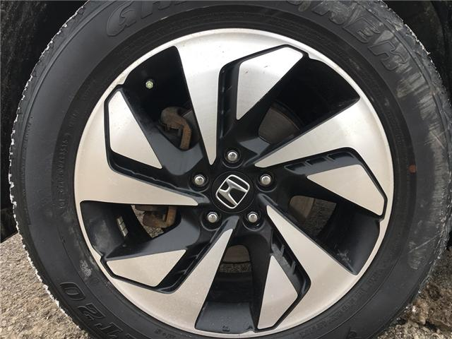 2016 Honda CR-V Touring (Stk: U16207) in Barrie - Image 3 of 17