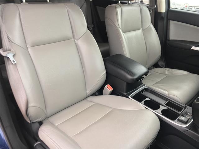 2016 Honda CR-V Touring (Stk: U16207) in Barrie - Image 8 of 17