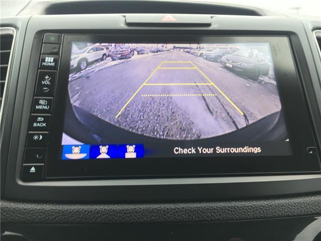 2016 Honda CR-V Touring (Stk: U16207) in Barrie - Image 14 of 17