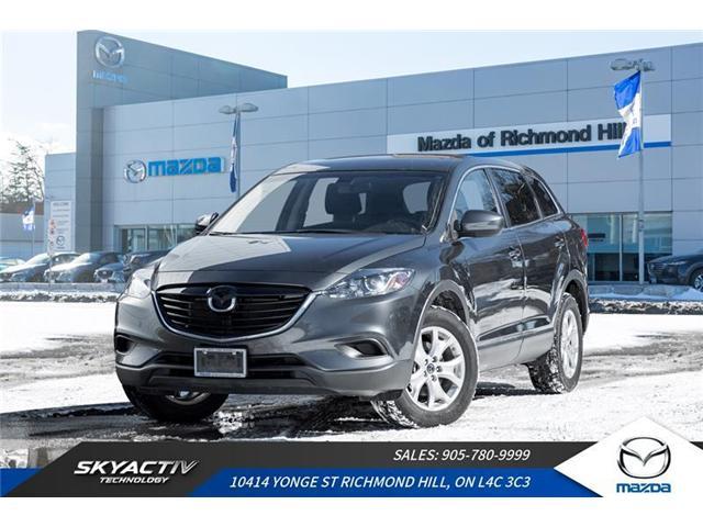 2015 Mazda CX-9 GS (Stk: 19-199DTA) in Richmond Hill - Image 1 of 20