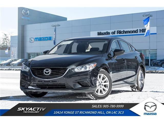 2016 Mazda MAZDA6 GX (Stk: P0354) in Richmond Hill - Image 1 of 19