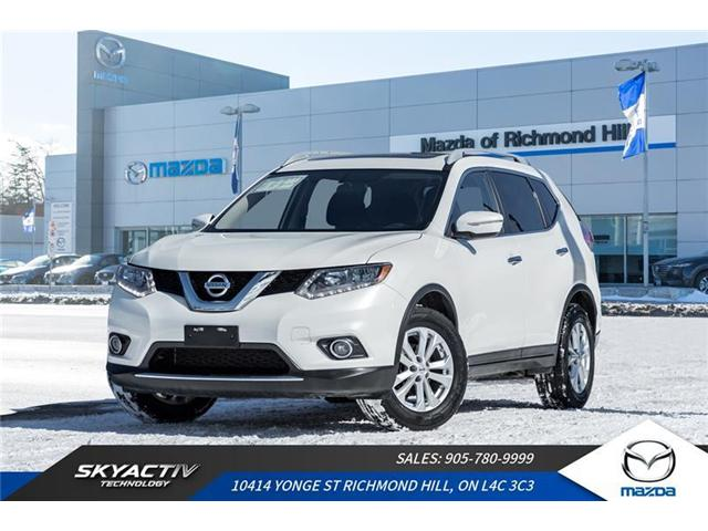 2015 Nissan Rogue SV (Stk: P0361) in Richmond Hill - Image 1 of 20