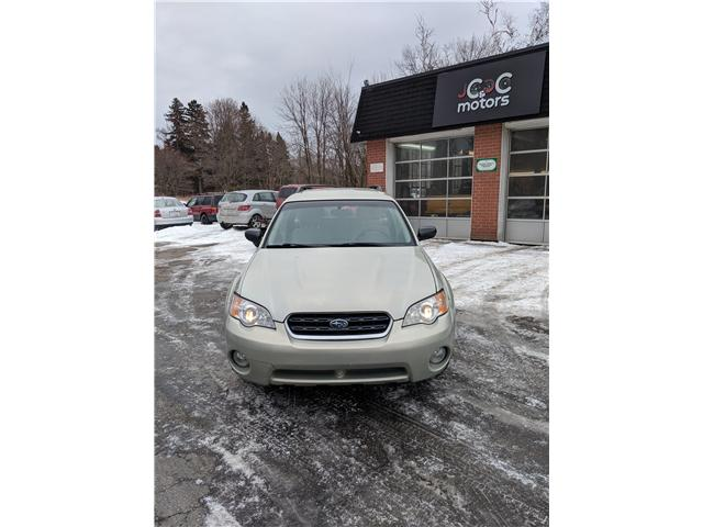 2007 Subaru Outback 2.5 i (Stk: -) in Cobourg - Image 1 of 6