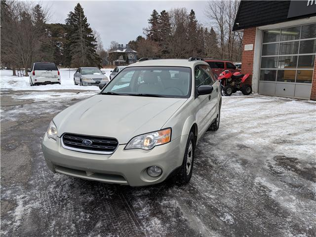 2007 Subaru Outback 2.5 i (Stk: -) in Cobourg - Image 2 of 6