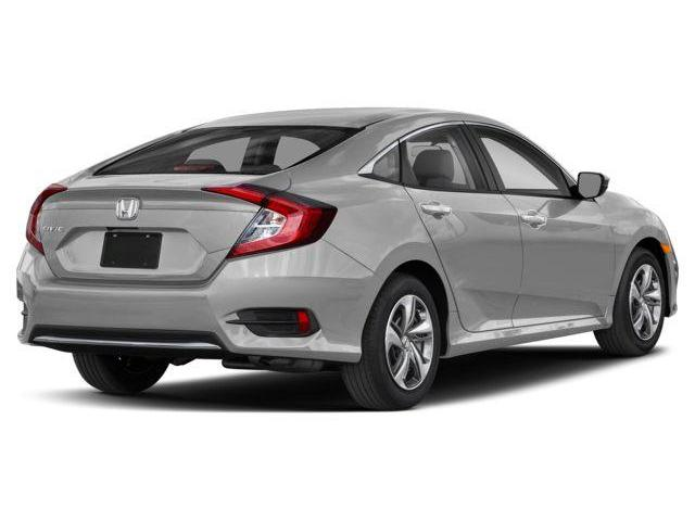 2019 Honda Civic LX (Stk: 57459) in Scarborough - Image 3 of 9