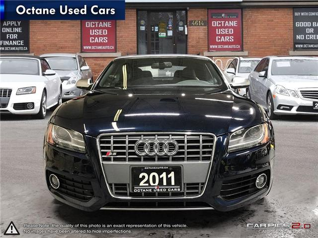 2011 Audi S5 3.0 Premium (Stk: ) in Scarborough - Image 2 of 24