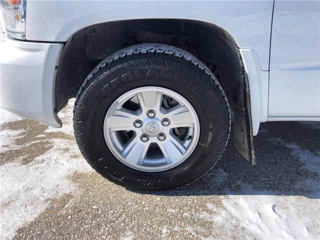 2011 Dodge Dakota SXT (Stk: 9844.0) in Winnipeg - Image 10 of 23