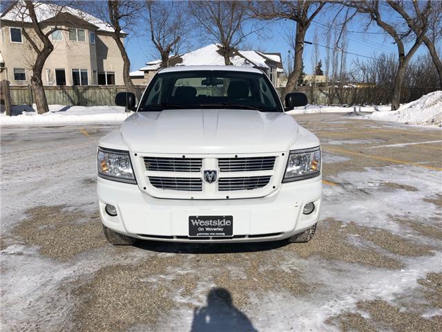 2011 Dodge Dakota SXT (Stk: 9844.0) in Winnipeg - Image 2 of 23