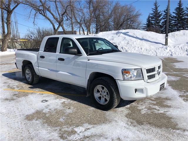 2011 Dodge Dakota SXT (Stk: 9844.0) in Winnipeg - Image 1 of 23